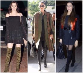 6 Easy Ways To Make A Statement In Knee-High Boots