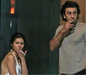 Ranbir Kapoor And Mahira Khan Spotted Chilling In New York