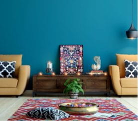 Choose The Right Colour For Your Room To Bring In Good Luck