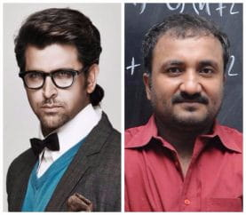 Hrithik Roshan To Star In Mathematician Anand Kumar's Biopic 'Super 30's'