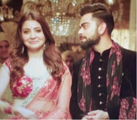 Lovebirds Anushka Sharma and Virat Kohli Come Together To Shoot For An Ad