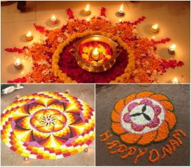 10 Pookalam Designs To Try For Onam
