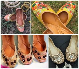7 Cool Ways To Rock The Traditional Jutti