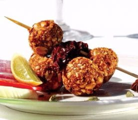 Fasting Recipe: Sago-Potato Balls