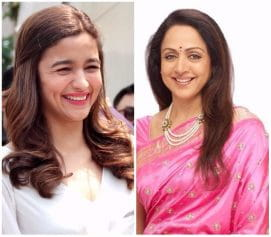 Alia Bhatt Would Be The Perfect Basanti, Says Hema Malini