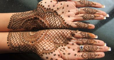 10 Latest Mehendi Designs For The Upcoming Wedding