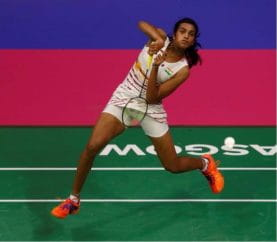 PV Sindhu Books Spot In Korea Open Superseries Badminton Finals
