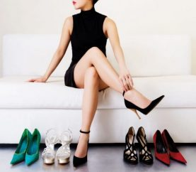5 Colours Of Shoes Every Girl Must Own
