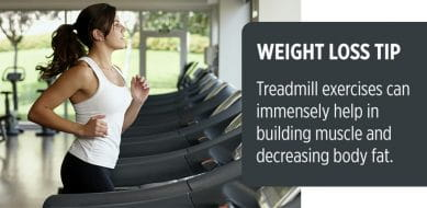 Weight Loss Tip: Treadmill Workout