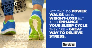 Weight Loss Tip: Benefits Of Power Walking