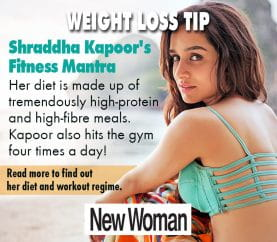 Celebrity Fitness: Shraddha Kapoor's Fitness Secrets