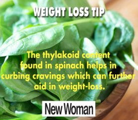 WeightLoss Tips: Health Benefits Of Eating Spinach