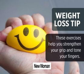 Weight Loss Tips: 4 Exercises For Your Hands And Fingers