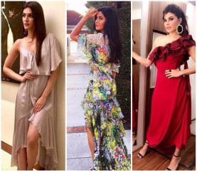 Here's What Your Favourite Divas Wore This Week