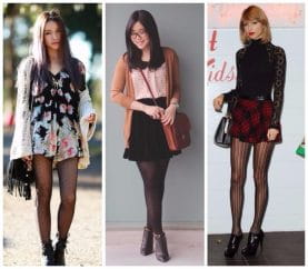 How To Make A Style Statement In Stockings