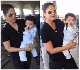 These Cute Pictures Of Taimur Will Make Your Monday Awesome