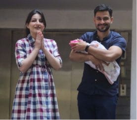Soha Ali Khan And Kunal Khemu Bring Their Baby Daughter Inaaya Home