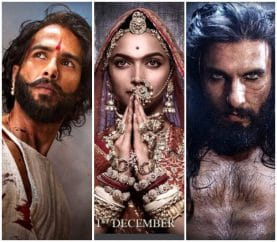 The 'Padmavati' Trailer Is Out And It's Breathtaking