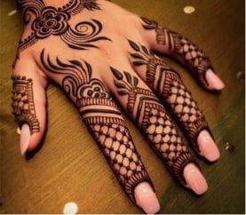 Mehendi Designs To Flaunt This Festive Season