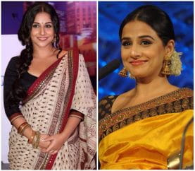 How To Rock A Traditional Avatar Like Vidya Balan This Bhai Dooj