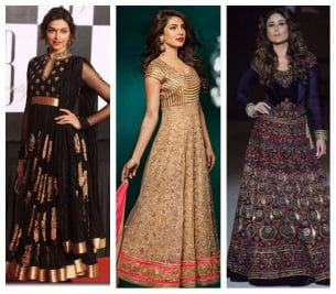 How To Look Stylish In Anarkalis