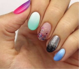 Nail Tutorial: How To Make Ombre Nails