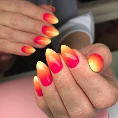 nail tutorial how to make ombre nails  beauty  fashion