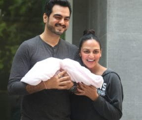 Esha Deol & Bharat Thaktani Reveal What They Will Name Their Daughter