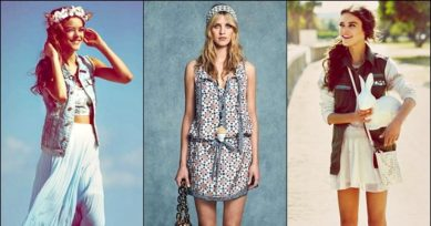 5 Tips To Master The Boho Chic Attire