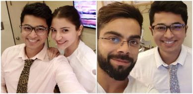 Look Who's Virat Kohli And Anushka Sharma's Favourite Physician
