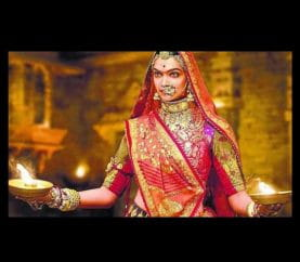 Padmavati's First Song 'Ghoomar' Is Out And It's Adorable!