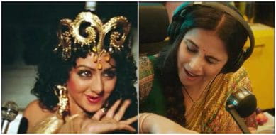 The New Hawa Hawaii Song From Tumhari Sulu Is Vidya Balan's Ode To Sridevi
