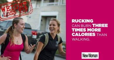 Weight-Loss Tips: Benefits Of Rucking