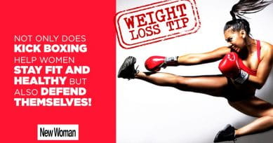 5 Health Benefits Of Kick Boxing For Women