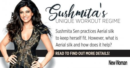Celebrity Fitness: Sushmita Sen's Workout Regime And Diet
