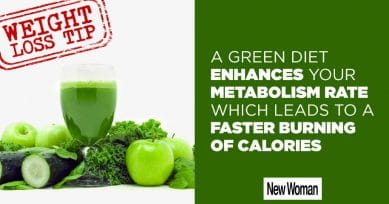 Weight-Loss Tip: Health Benefits Of Embracing A Green Diet