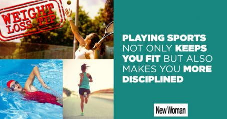 Weight-Loss Tip: 5 Health Benefits Of Playing Sports