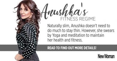 Celebrity Fitness: Anushka Sharma's Amazing Fitness Secrets