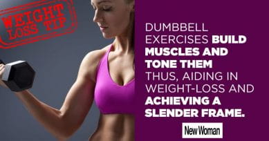 3 Muscle Toning Exercises For Women