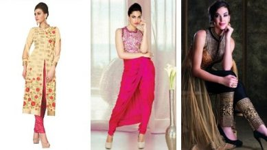 5 Most Popular Bottoms To Wear With Any Kurti