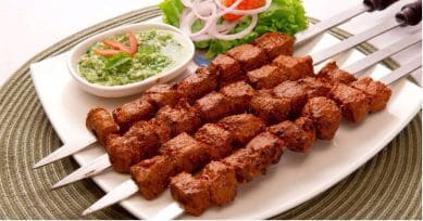 Winter Special: Boti Kebab Recipe