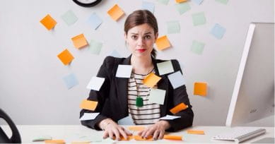 Too Much Work? Here's How To Handle It!