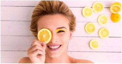 5 Beauty Uses Of Lemon