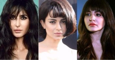 What Type of Bangs Best Suit Your Face