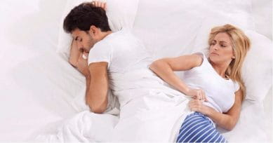 5 Struggles You Face When Sharing A Bed With Your Man