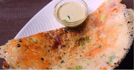 South Indian Treat: Rava Dosa Recipe