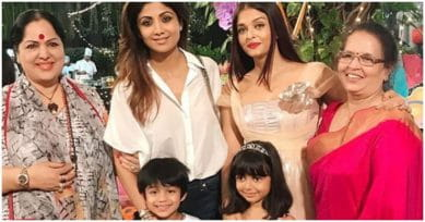 Shilpa Shetty Is Giving Us A Glimpse Into Aaradhya's Big B'Day Party