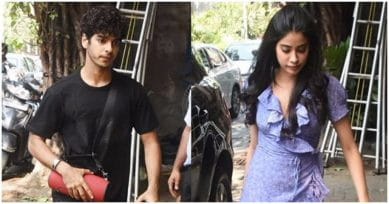 In Pics: Jhanvi Kapoor & Ishaan Khatter Are Spending Quality Time Together