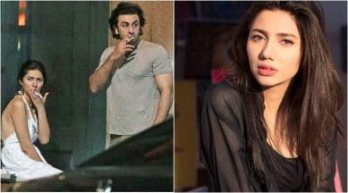 Mahira Khan Speaks Up On Her Viral Pictures With Ranbir Kapoor