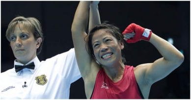 Mary Kom Wins Gold To Become Asian Boxing Champion For the 5th Time